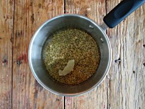 My Kitchen Love - Lentil Parfait