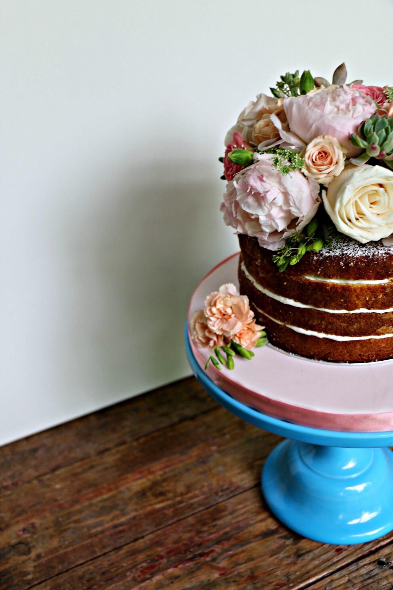 Bridal Shower Cake 3