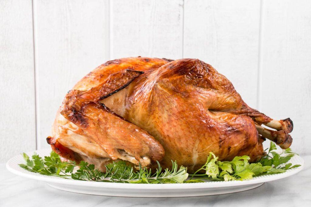 Rosemary & Juniper Roast Turkey