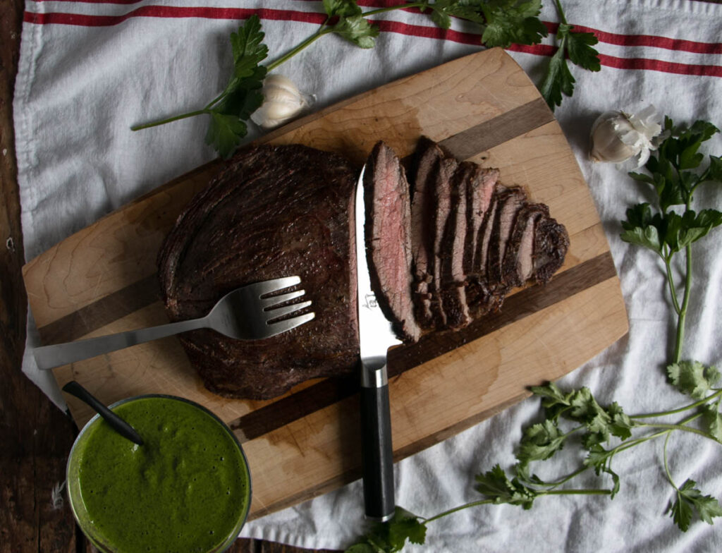 How to cook flank steak | My Kitchen Love