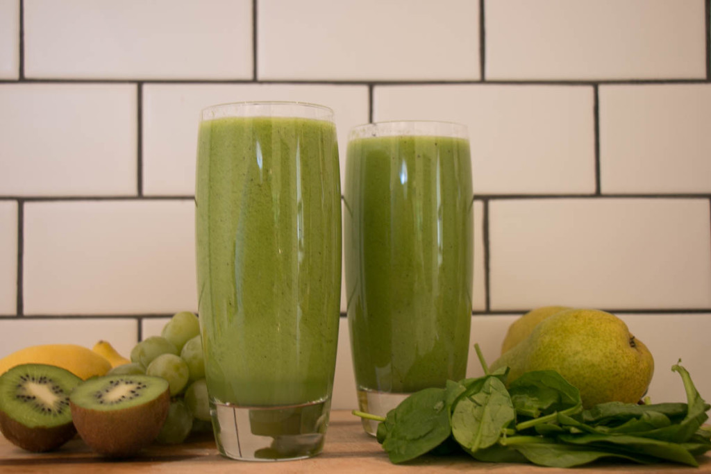 Fall Green Smoothie | My Kitchen Love