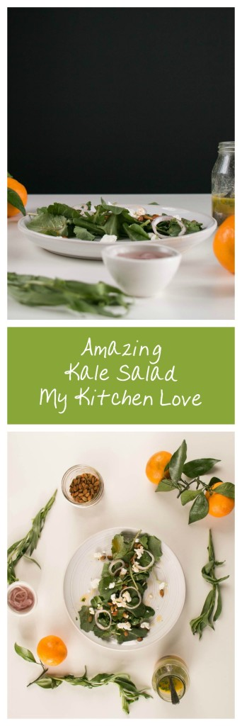 Amazing Kale Salad | My Kitchen Love the BEST Kale Salad you'll ever have. Super yum!