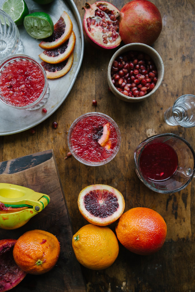 Blood Orange Mimosa | My Kitchen Love