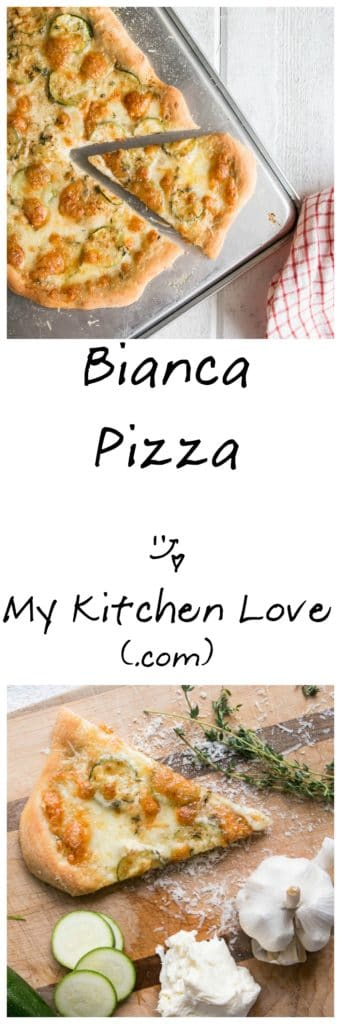 Bianca Pizza | My Kitchen Love