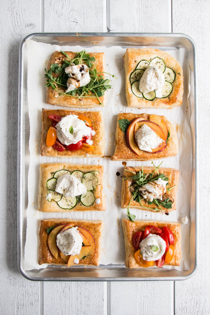 Burrata Tarts | My Kitchen Love