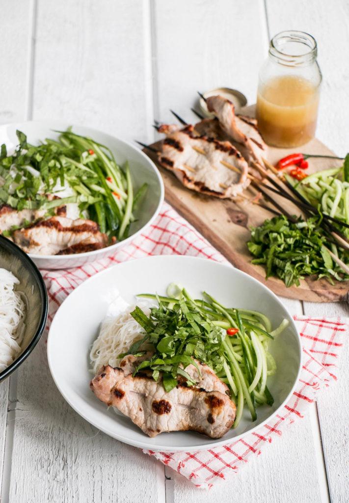 Vietnamese Noodle Bowls | My Kitchen Love