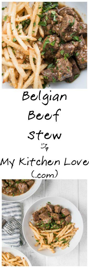 Belgian Beef Stew | My Kitchen Love