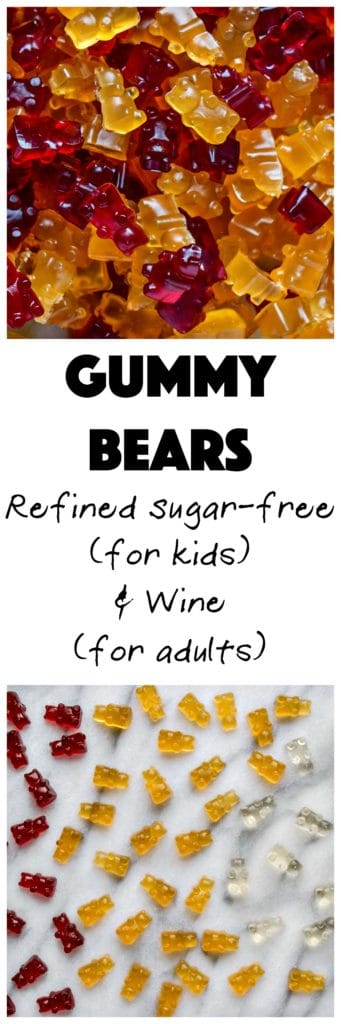 gummy bears my kitchen love