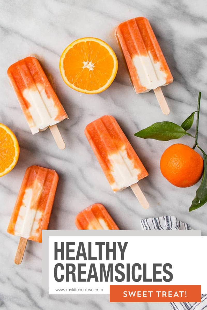 Healthy Creamsicles Short Pin