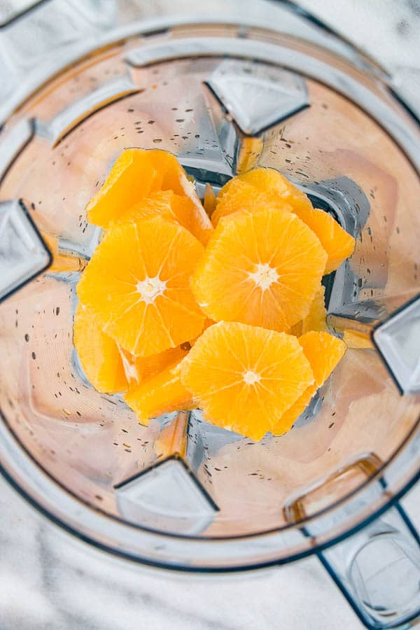 Healthy Creamsicles