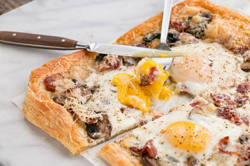 Slab Breakfast Pie