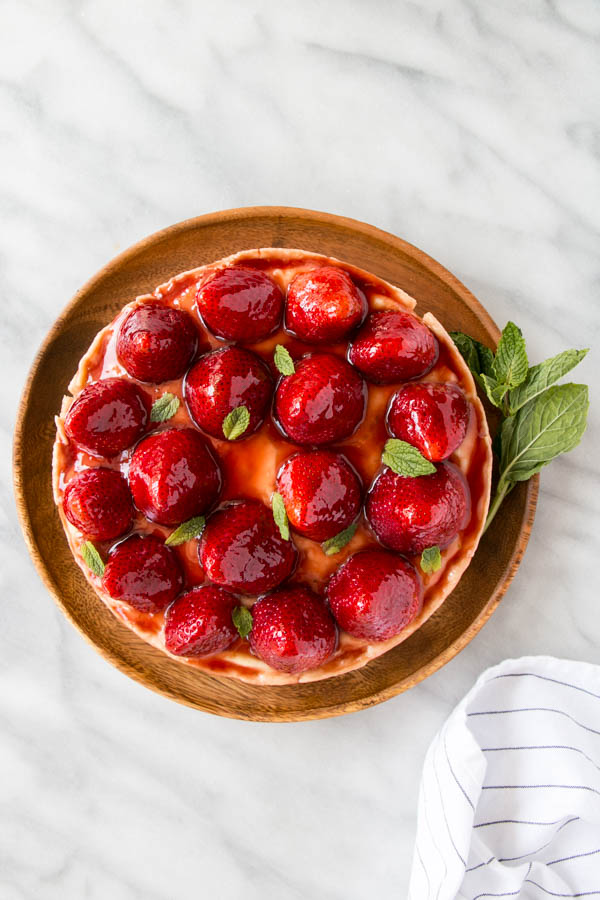Strawberry Tart  – Cookbook Club