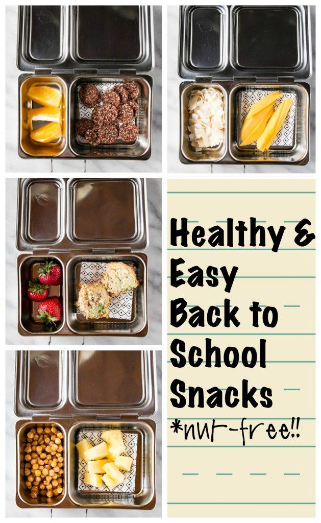 Back to School Snacks Week 4 – Kamut Marshmallow Squares