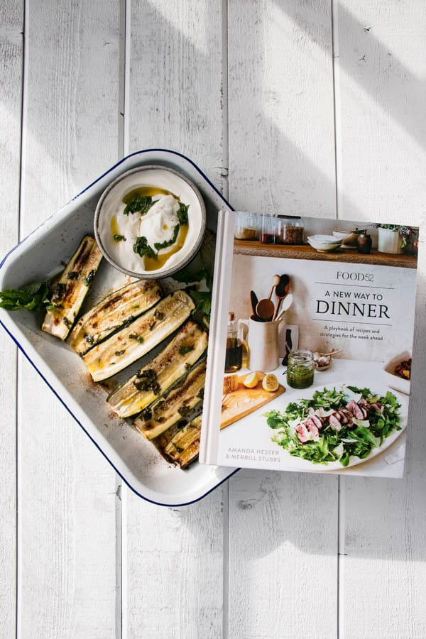 "Food52 'A New Way to Dinner"" cookbook club review."