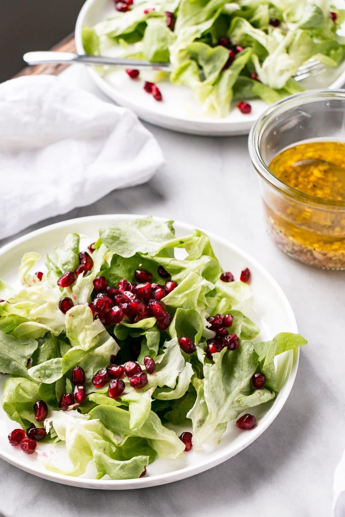 Christmas Salad.5 Ingredient Christmas Salad