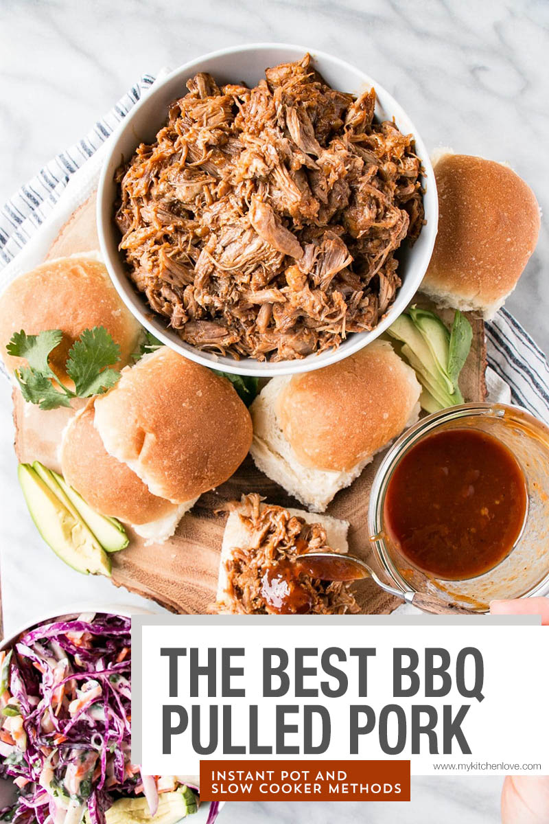 BBQ Pulled Pork Short Pin