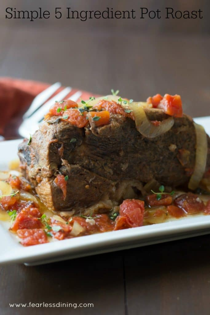 Slow Cooker Roundup - Roast Beef