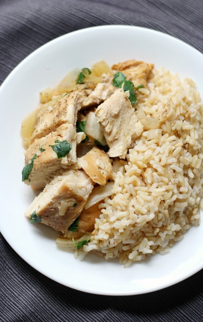 slow cooker roundup - chicken adobo
