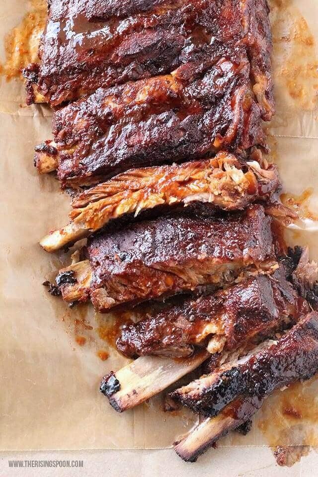 slow cooker roundup - crockpot bbq ribs