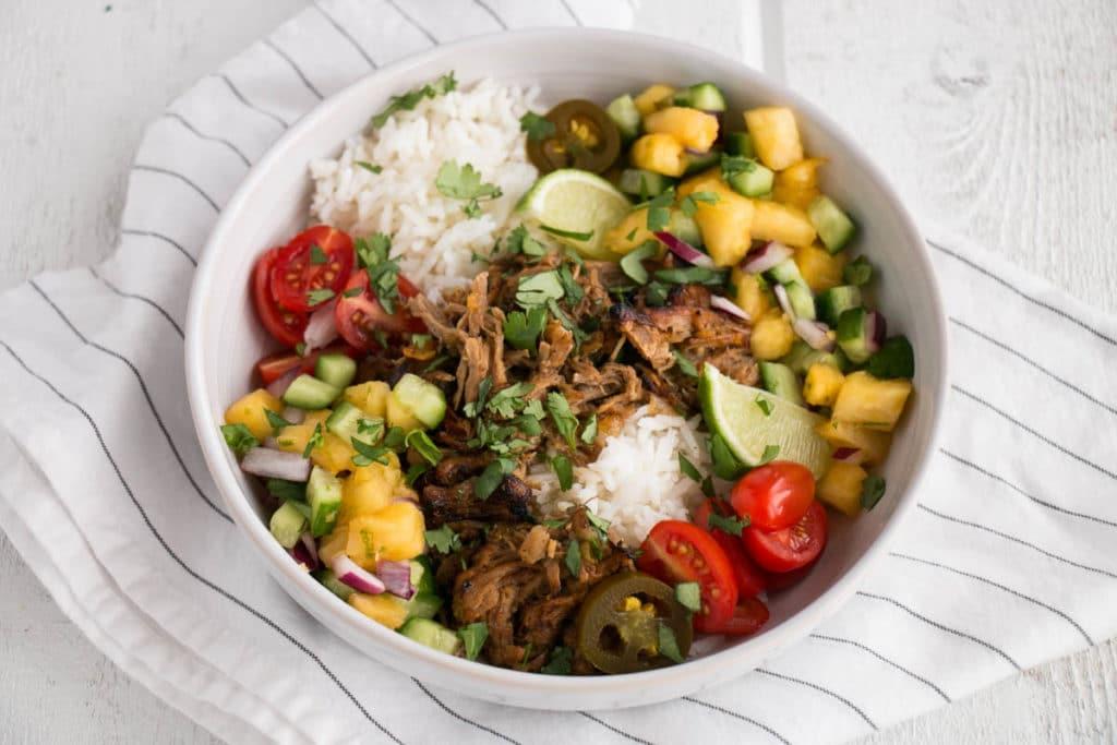 slow cooker roundup - pork carnitas