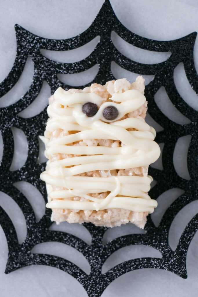 Mummy Rice Krispies Treats