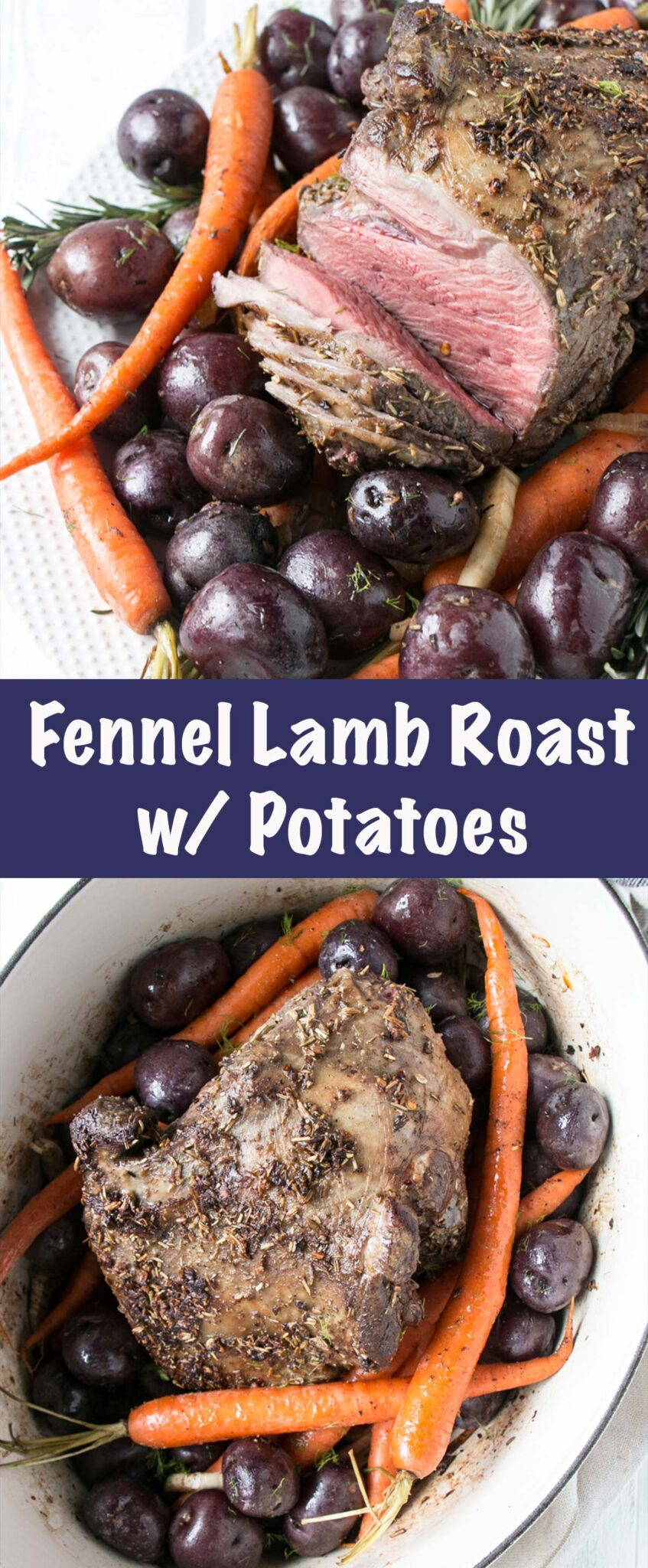 Holiday Lamb Roast Pin
