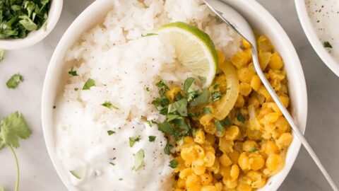 Instant Pot Yellow Dal