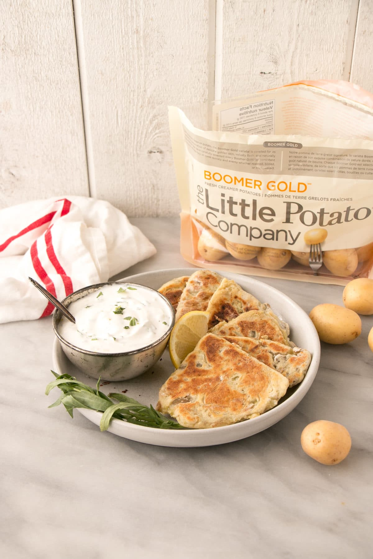 Scottish Potato Scones