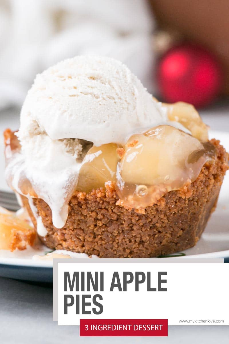 Mini Apple Pies Short Pin