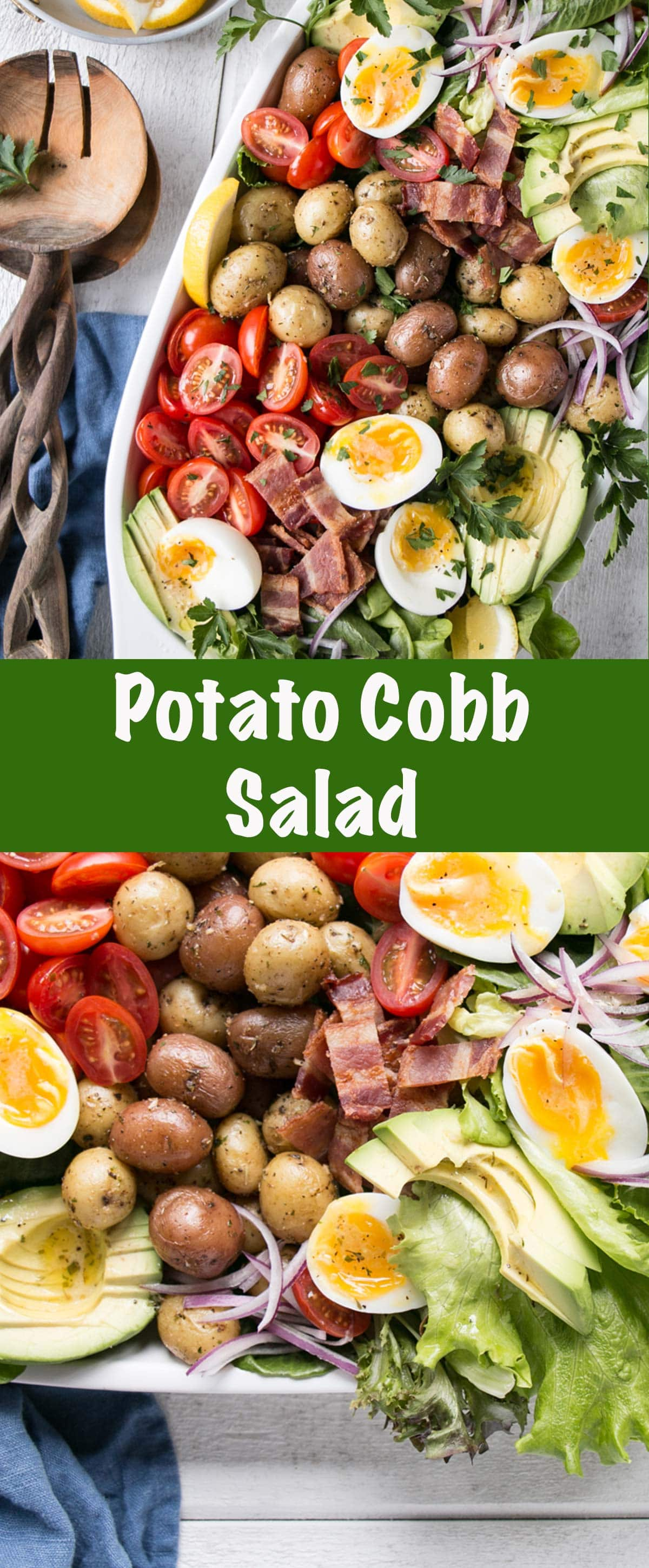 Potato Cobb Salad Pin