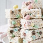 easter rice krispie treats
