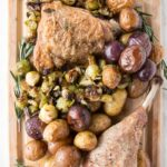 Sheet Pan Turkey and Potatoes