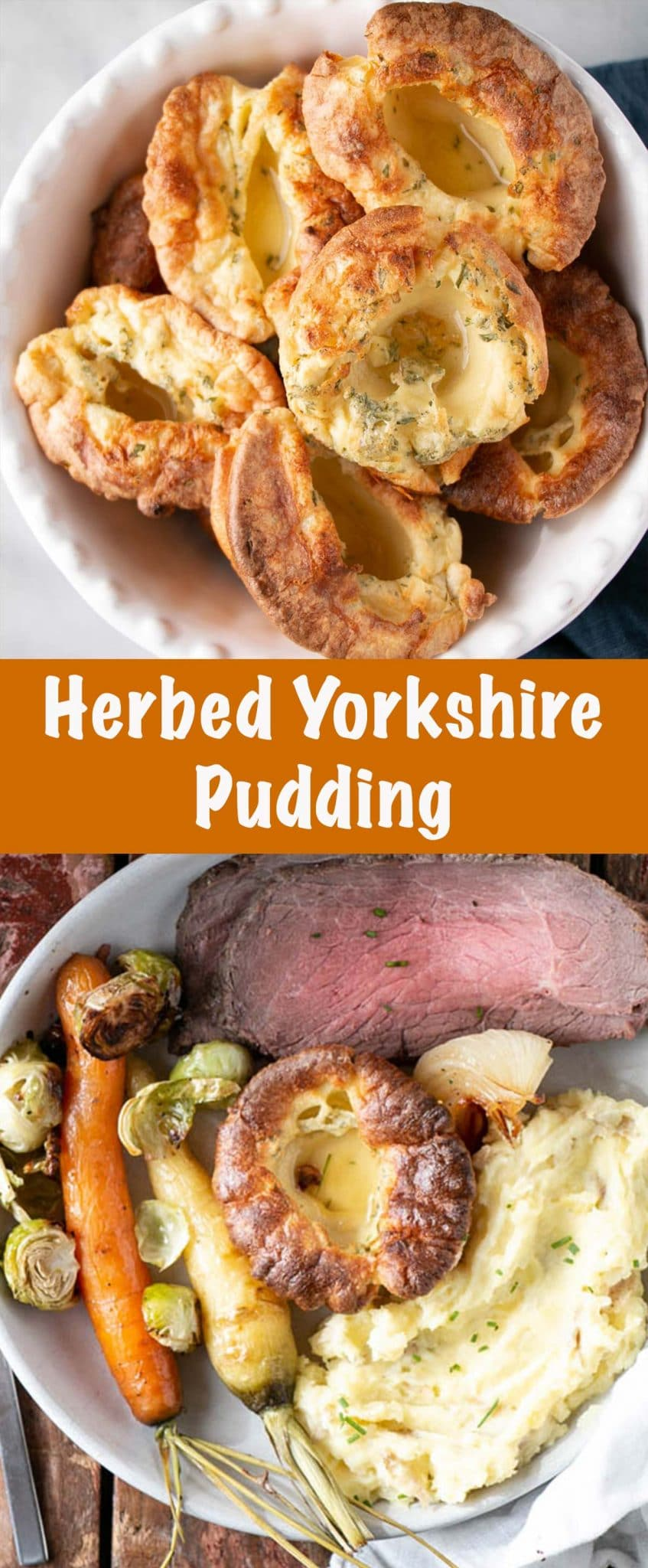 Yorkshire Pudding Long Pin