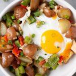 Easy Breakfast Skillet Recipe