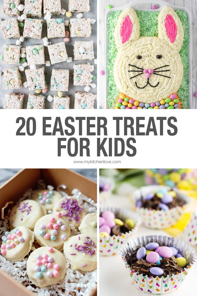 20 Easter Treats for Kids Short
