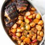 Peri Peri Chicken and Potatoes