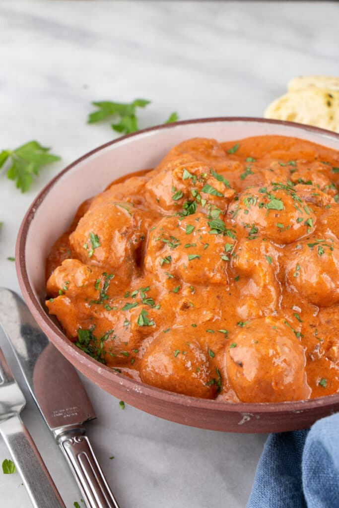 Instant Pot Chicken and Potatoes with Sour Cream and Paprika Sauce